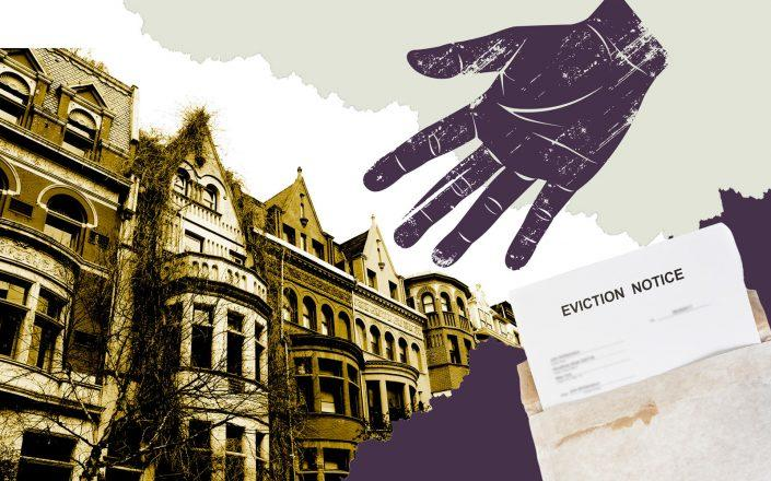 """Starting Oct. 12, with """"important caveats,"""" evictions may resume in New York. (iStock)"""