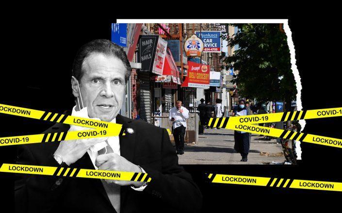 Gov. Andrew Cuomo (Getty; iStock)