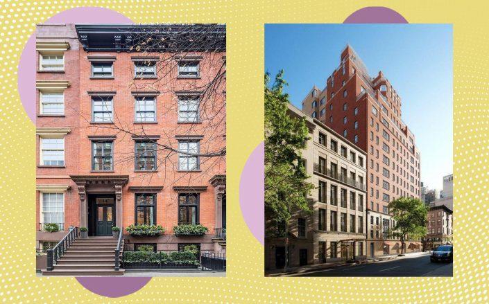 14 East 11th Street and 21 East 61st Street (StreetEasy)