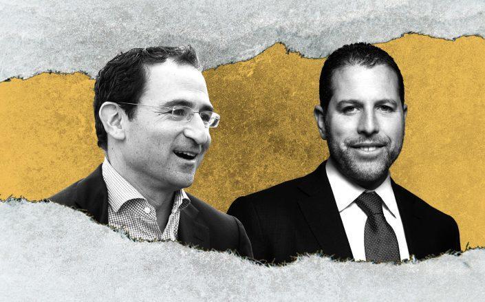Blackstone's Jonathan Gray, Madison Realty Capital's Josh Zegen (Getty; Madison; iStock)