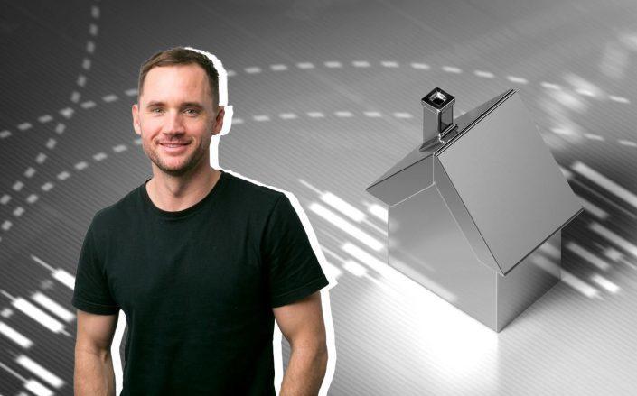 Snapdocs CEO Aaron King (Snapdocs; iStock)