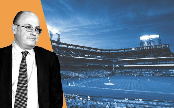 Steve Cohen and Citi Field (Getty)