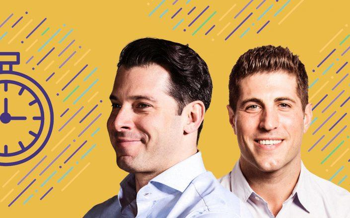 VTS co-founders Nick Romito and Ryan Masiello (iStock, VTS)