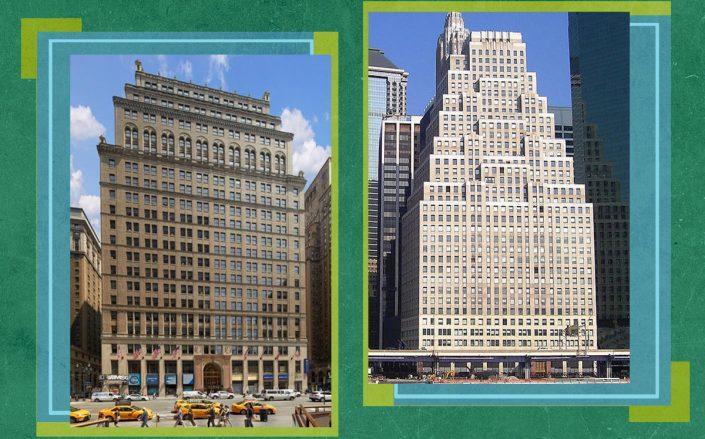 11 Penn Plaza and 120 Wall Street (VNO, Wikipedia Commons)