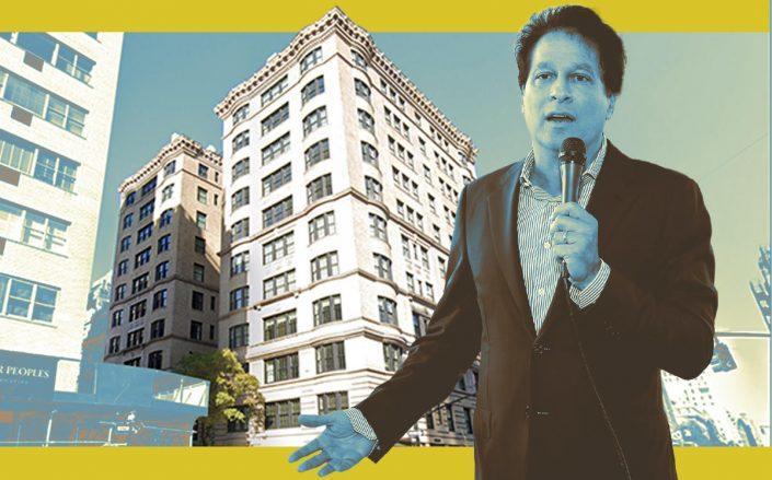 Ziel Feldman and 11 East 68th Street (Getty, Google Maps)