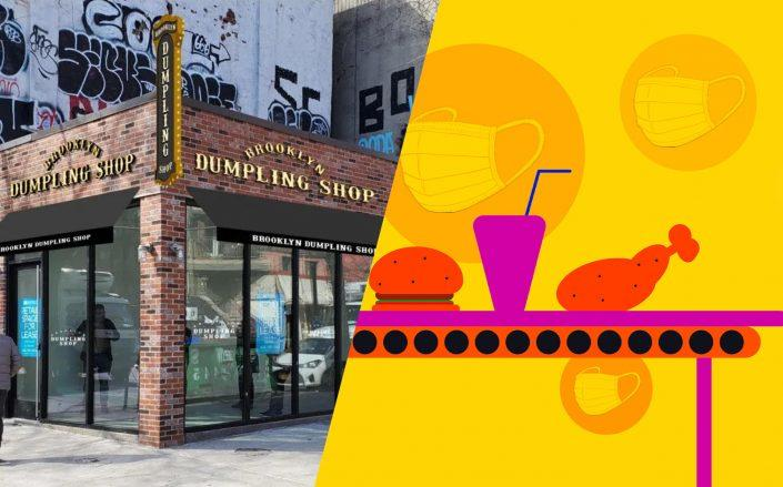 Brooklyn Dumpling Shop (Photos via Brooklyn Dumpling Shop; iStock)