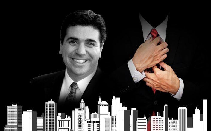 New York City District Council of Carpenters's Monitor Glen McGorty (iStock; LinkedIn)