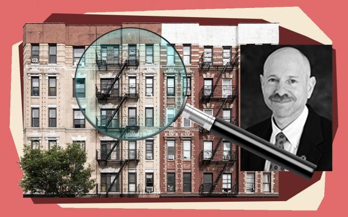 Chestnut Holdings president Jonathan Wiener (Photos via iStock; The Westchester Bank)