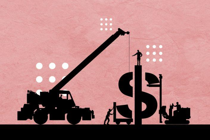 Homebuilders continue to be responsible for the majority of dollars spent on construction (iStock)