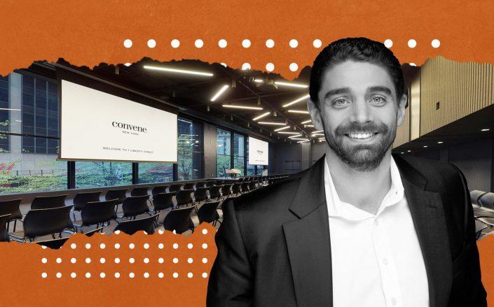 Convene CEO Ryan Simonetti (Convene)