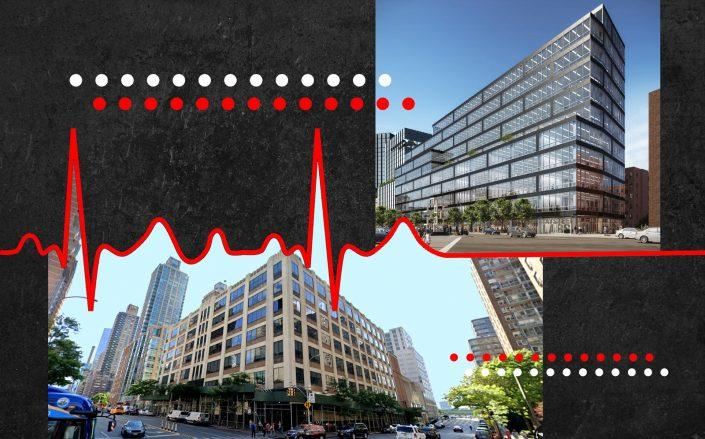 125 West End Avenue and 450 W 126th Street (Photos via Google Maps and SLCE Architects)