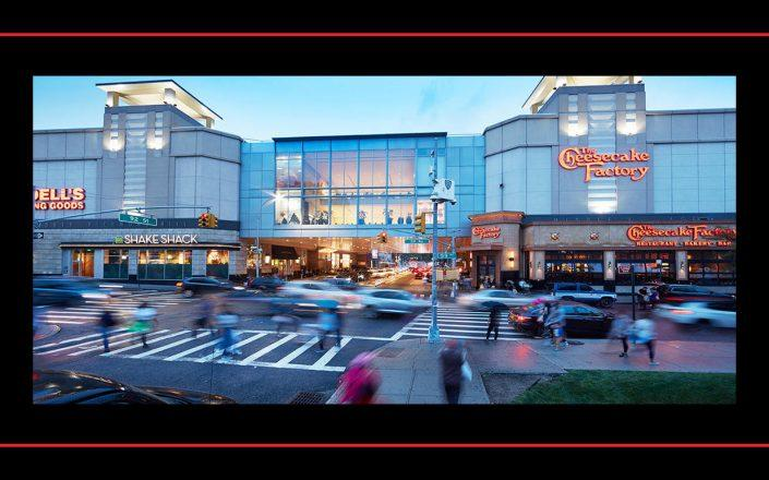 Macerich's Queens Center Mall (Photo via Macerich)