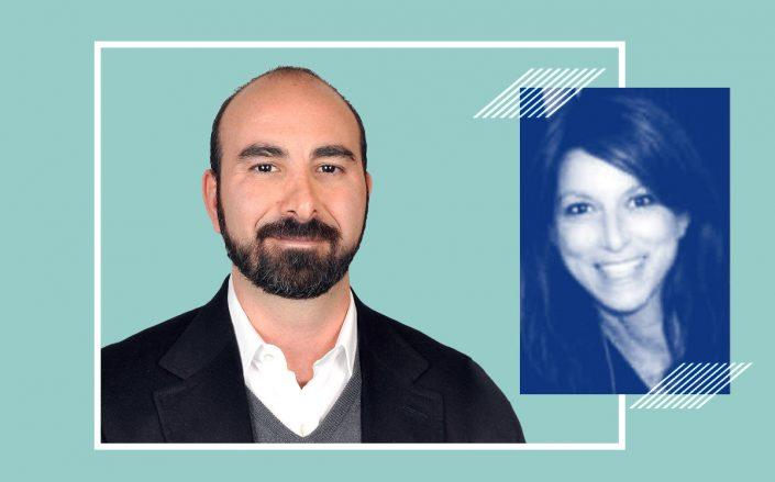 Sapir Corp's Alex Sapir and Sharon Raz
