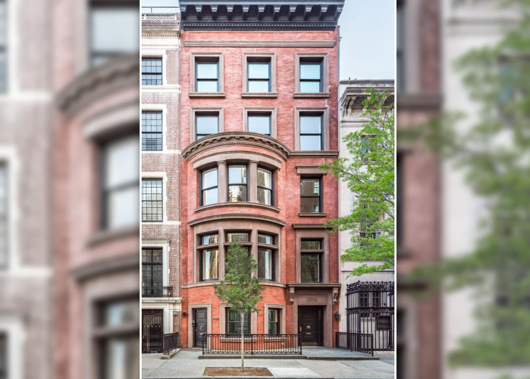 """""""The Undoing"""" Upper East Side Townhouse Lists for $30M"""