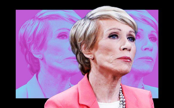 The Corcoran Group founder Barbara Corcoran (Getty)