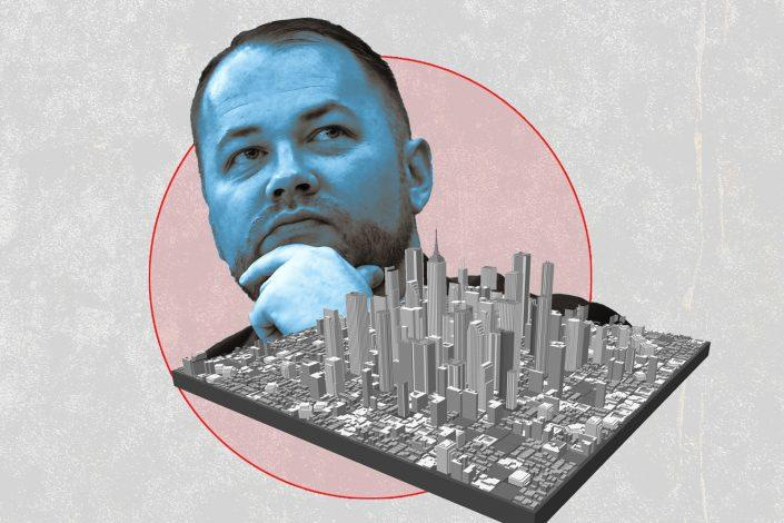 City Council speaker Corey Johnson (Getty; iStock)