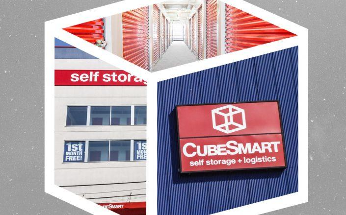 Self-storage giant closes on two building purchases and new ground lease. (Getty, CubeSmart)