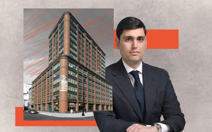 Isaac Kassirer of Emerald Equity and 2 Cooper Square (Emerald Equity; Apartments)