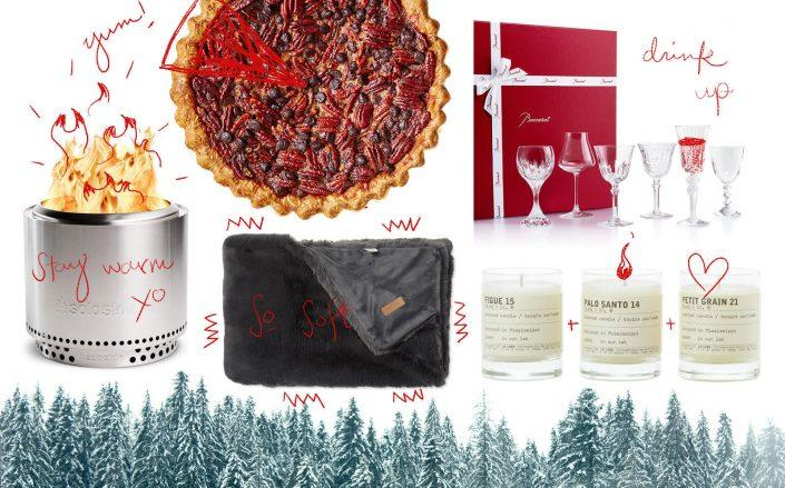 Welcome the holidays into your home with these cozy items (Nordstrom, Amazon, Little Pie Co.)