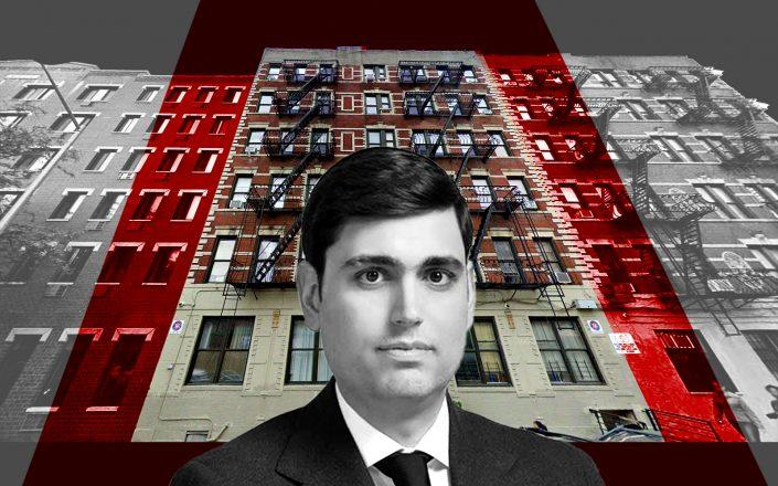 Emerald Equity Group's Isaac Kassirer and231 East 117th Street (Google Maps)