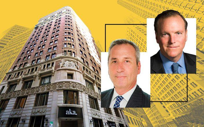 84 William Street with Vanbarton Group's Gary Tischler and Richard Coles (Google Maps)