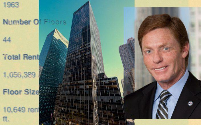 Ken Fisher of Fisher Brothers and 605 Third Avenue (Fisher Brothers)