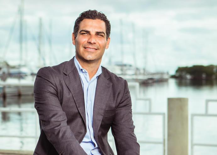 Paradise found: Can Francis Suarez make Miami the next Big Tech mecca?