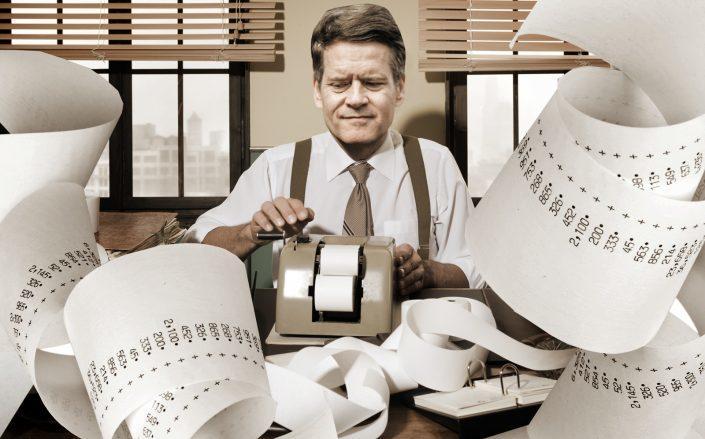 Photo illustration of Sen. Brad Hoylman, who championed the pied-à-terre tax. (Getty)