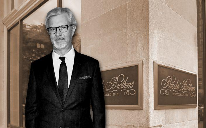 Claudio Del Vecchio has owned Brooks Brothers since 2001. (Getty)