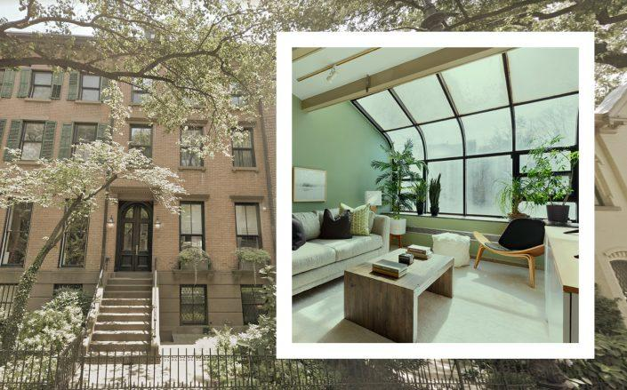 47 Sidney Place and 118 Joralemon Street, both in Brooklyn Heights, topped the list for most expensive homes.