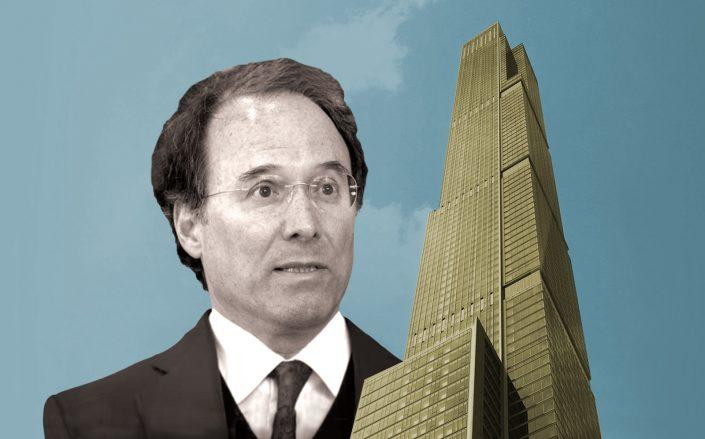Extell's CEO Gary Barnett (Central Park Tower)