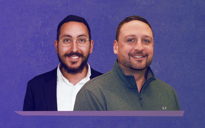 Yaakov Zar and Justin Piasecki (Photos via Lev Capital)