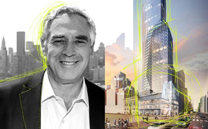 Mickey Rabina and 520 Fifth Ave. (Rabina, Ceruzzi Properties)