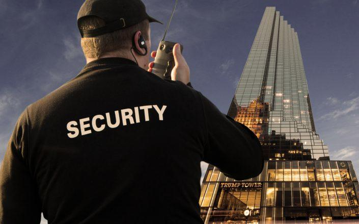 Security around Trump Tower to be reduced after 45th POTUS leaves office. (Getty, The Trump Organization)