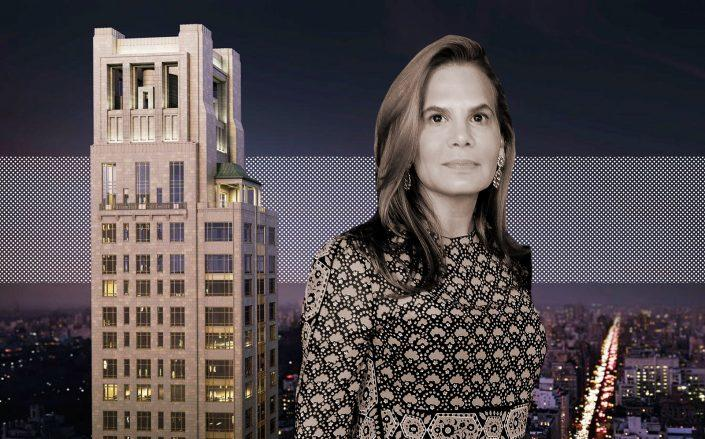 Meredith Bluhm-Wolf and 520 Park Ave. (Getty, 520 Park)