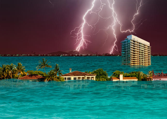How Climate Change Impacts South Florida Residential