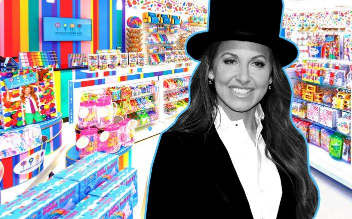 Dylan Lauren opened Dylan's Candy Bar in 2001. (Getty, Dylan's Candy Bar)