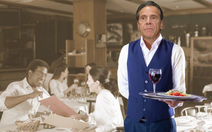 Restaurants can have more guests starting February 16. (Getty)