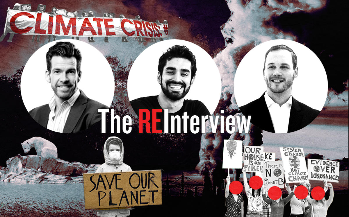 Fifth Wall's Brendan Wallace and Greg Smithies on real estate's opportunity in combating climate change