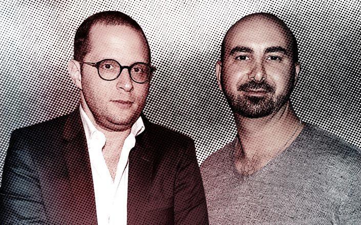 Rotem Rosen and Alex Sapir (Getty, iStock)
