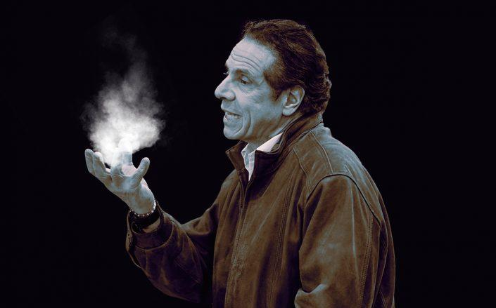 Gov. Andrew Cuomo's emergency powers are about to go up in smoke (Getty, iStock)