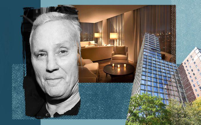 Ian Schrager and the Public Hotel at 215 Chrystie Street (Getty, Google Maps, Public Hotel)