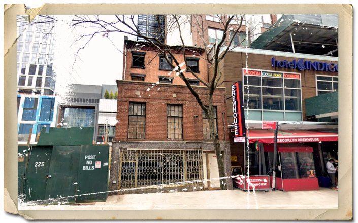 227 Duffield Street in Brooklyn (Google Maps)