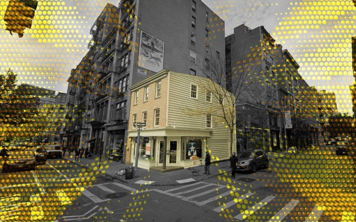 143 Spring Street's new sublease could be a sign that retail subleasing may become more popular. (Google Maps)