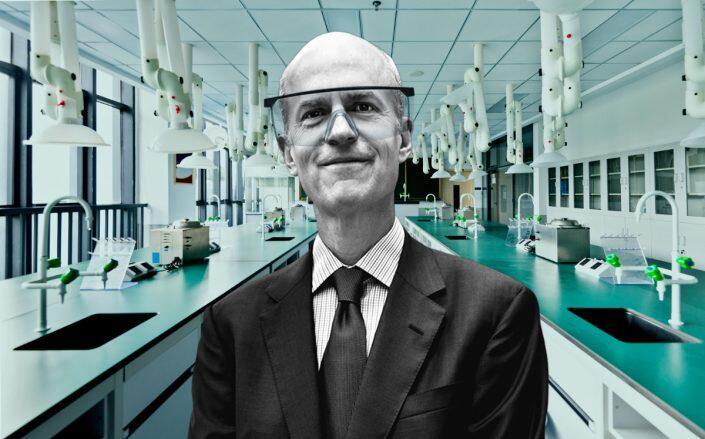 Boston Properties CEO Owen Thomas (iStock, Thomas by Axel Dupeux)