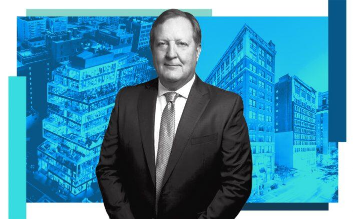 Columbia Property Trust CEO Nelson Mills with 799 Broadway and 149 Madison Avenue (CPT)