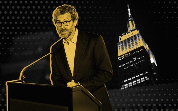 Empire State Realty Trust CEO Anthony Malkin and the Empire State Building (Getty, iStock)