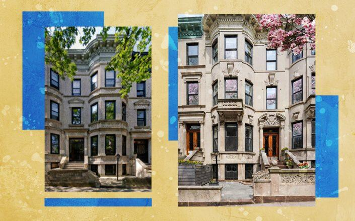 552 1st Street and 555 1st Street (Corcoran)