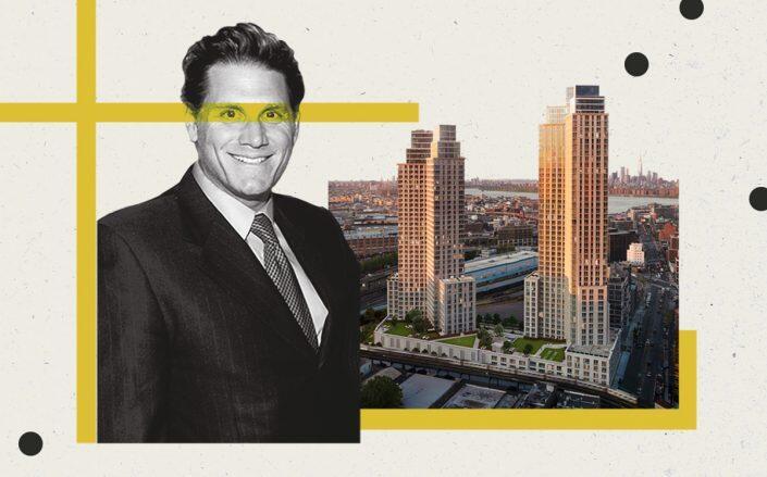 G&M Realty's David Wolkoff (Getty, 5Pointz LIC)