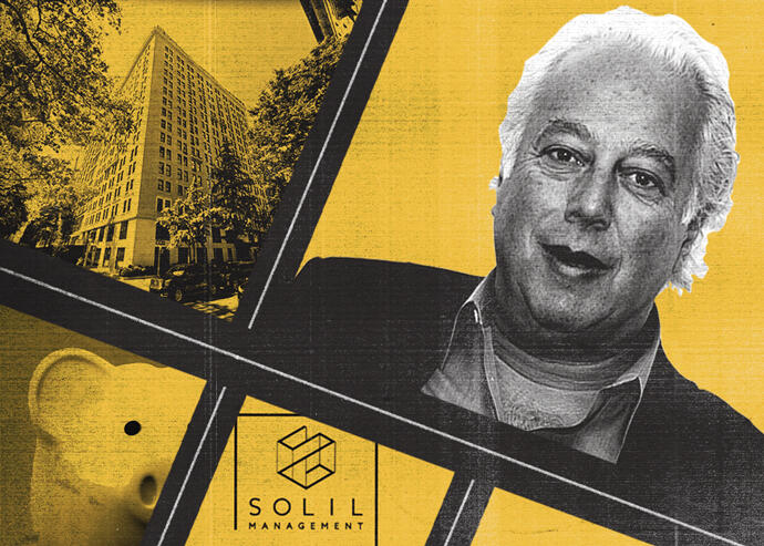 Solil Management Sues RFR Realty Over Gramercy Park Hotel